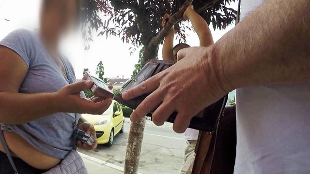 Jagd auf Tabak-Schmuggler