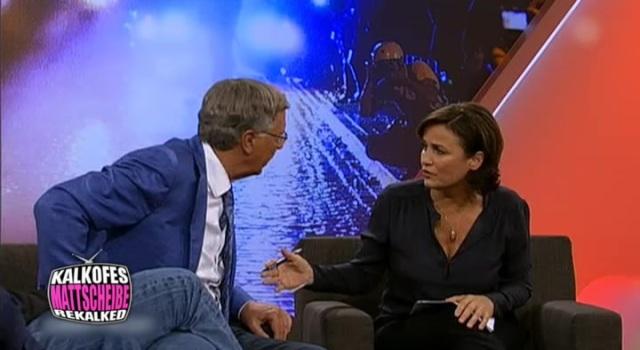 Menschen bei Maischberger - Jutta Ditfurth & Wolfgang Bosbach - Teil 2