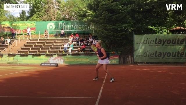 Viel Lob für TC Bessungen nach German Ladies Series