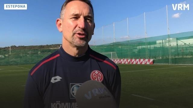 """Beierlorzer: """"Wollen mehr Punkte als in Hinrunde"""""""