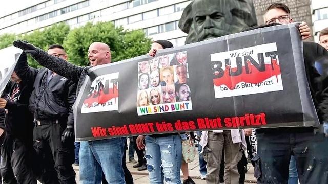 Die Hintermänner der Chemnitz-Krawalle