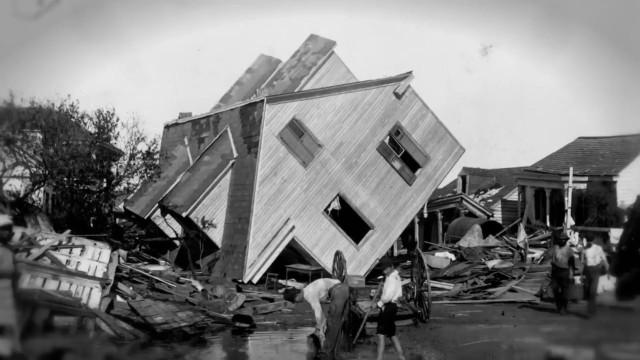 Der Hurrikan von Galveston