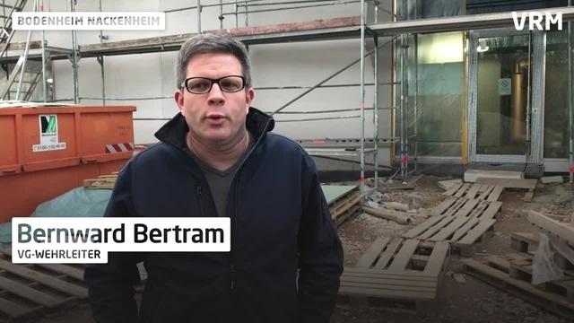 Umzugsplanungen bei der Feuerwehr Bodenheim Nackenheim