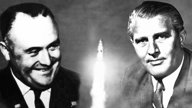 Sergej Koroljow vs. Wernher von Braun