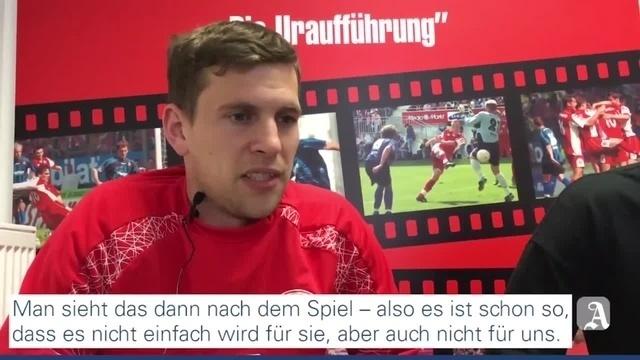 Mainz 05: Fabian Frei und Danny Latza vor dem Bayern-Spiel