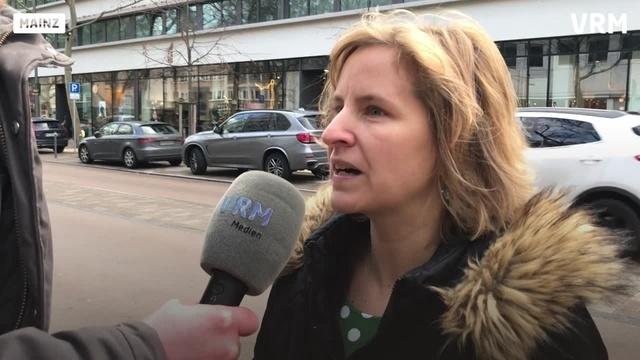 Mainz: Große Langgasse wieder freigegeben