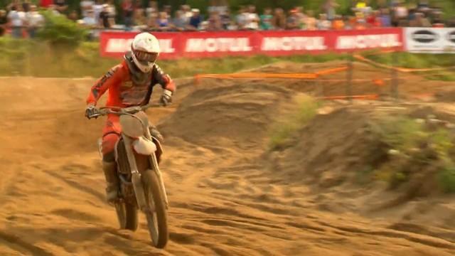 Der Motocross-Adel