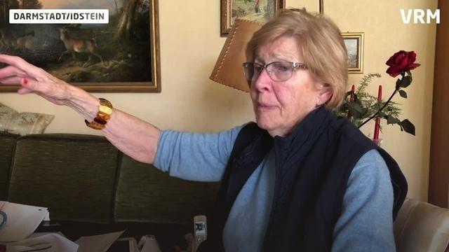 Kriegsende in Darmstadt: Eine Zeitzeugin erinnert sich