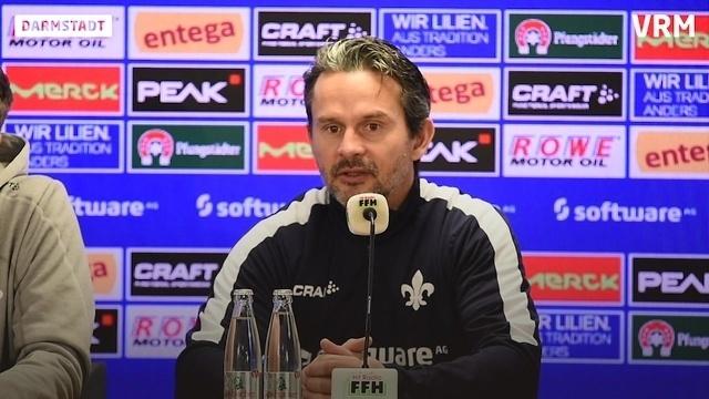 Pressekonferenz zum Lilienspiel gegen Ingolstadt