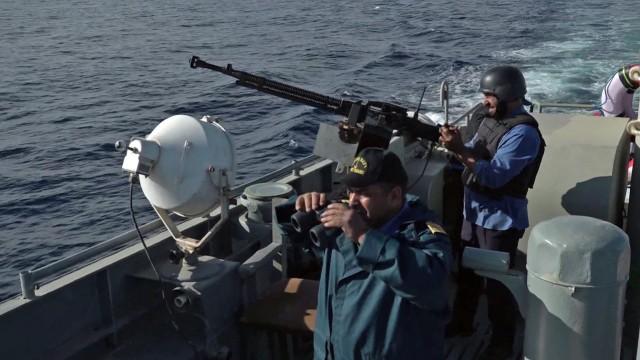 Sea Watch gegen libysche Küstenwache
