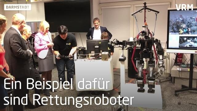 Darmstadt bekommt Kompetenzzentrum für Digitalisierung