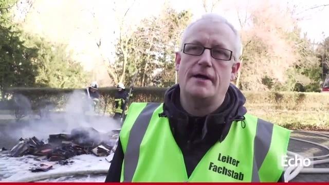 Darmstadt: Falls es im Staatsarchiv brennen sollte