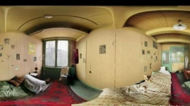 Anne Frank Haus 3D