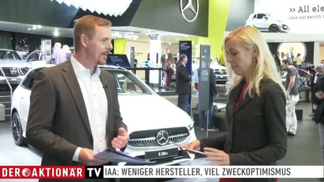 Spezial IAA: Auch wenn der E-Motor derzeit stottert: Das Auto der Zukunft ist ein Mega-Trend