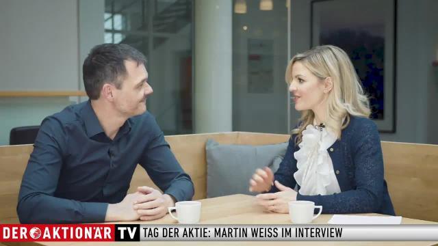 """Tag der Aktie: """"Aktien-Mann"""" Martin Weiß im Interview"""
