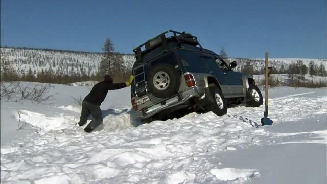 Road-Trip auf Sibiriens Knochenstraße