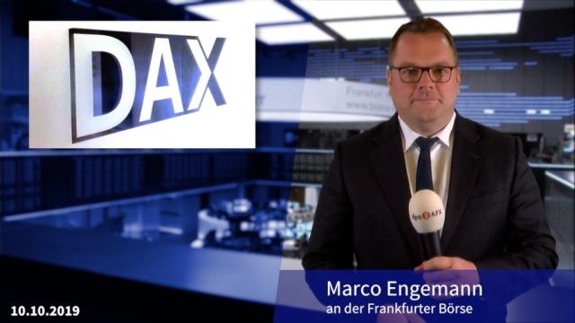 Dax kaum bewegt vor Handelsgesprächen