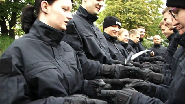 Polizeischule Sachsen