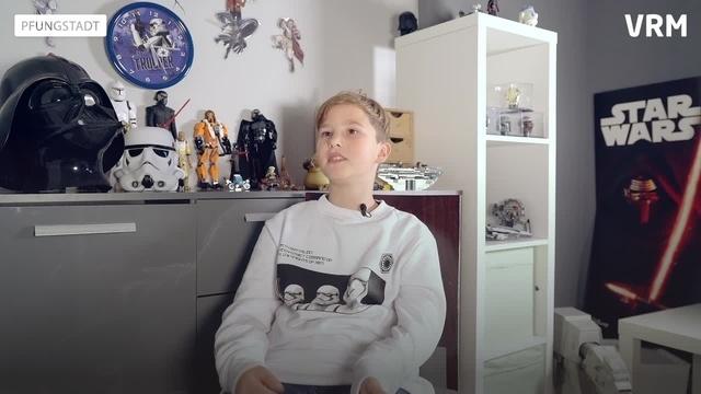 Star Wars Story - Mio aus Pfungstadt