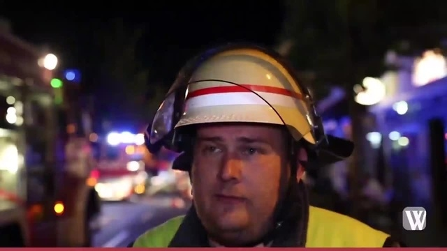 Raunheim: Brand in Flüchtlingsunterkunft