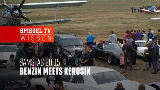 Benzin meets Kerosin (Trailer)