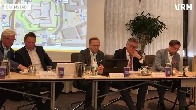 Pressekonferenz zum Schlossgrabenfest 2019
