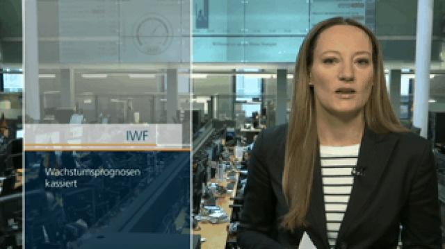 IWF senkt Prognose - Anleger weiter in Deckung