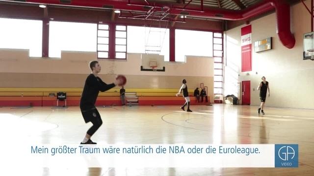 Bjarne Kraushaar - Nominiert als Nachwuchssportler 2018