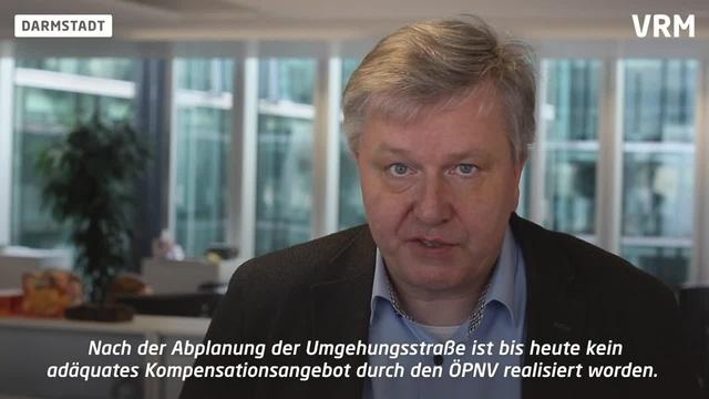 Hennemann hält nach: Verkehrsgipfel in Darmstadt