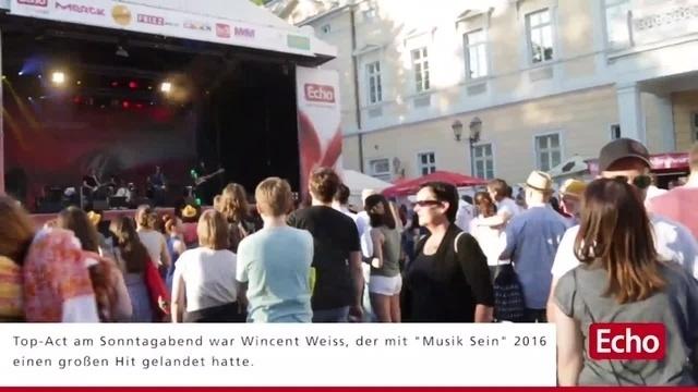Eindrücke vom Schlossgrabenfest 2017