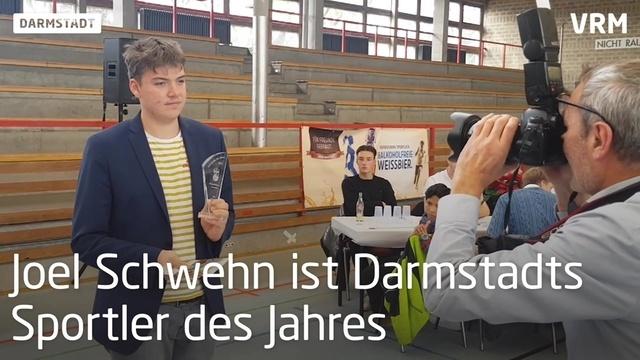 Darmstadt: Sportler des Jahres gekürt