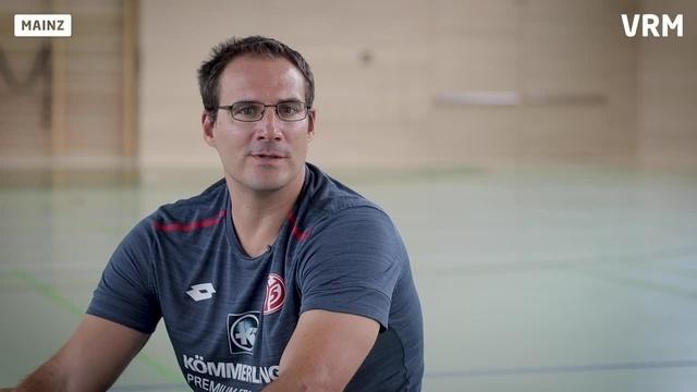 Wortpiratin rot-weiß trifft Florian Bauer