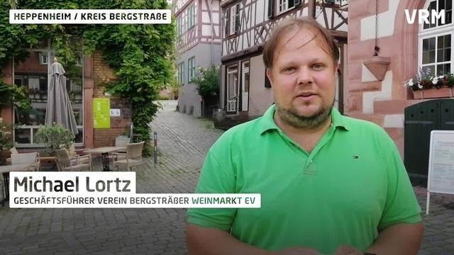 Bergsträßer Weinmarkt für Zuhause