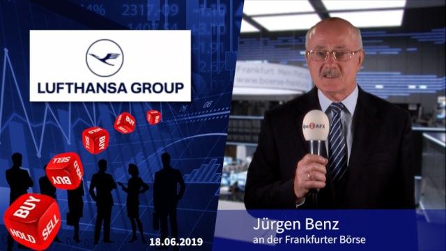 Analyser to go: Lufthansa wegen Gewinnwarnung herabgestuft