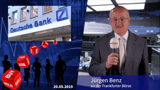 Analyser to go: UBS senkt Daumen über Deutsche Bank