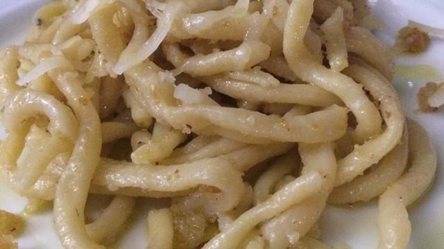 Pici nach toskanischer Art