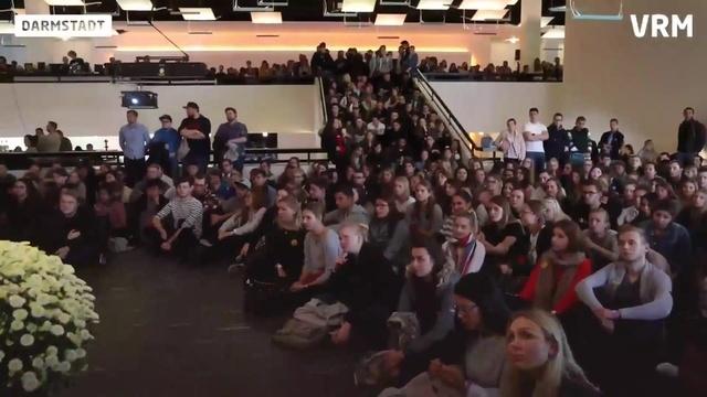 Hochschule Darmstadt: Start ins Studentenleben