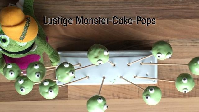 Mach mit: Leckere Cake Pops