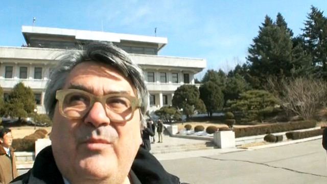 Reise nach Nordkorea