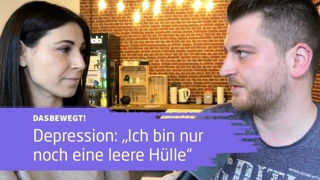 dasbewegt!: Wie lebt es sich mit Depressionen?