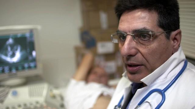 Griechenlands krankes Gesundheitssystem