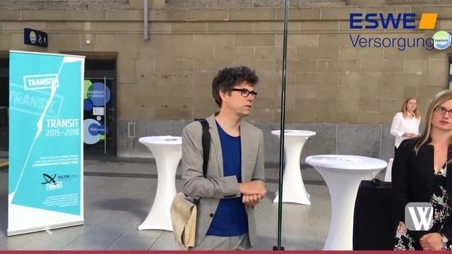 Schöner Warten am Wiesbadener Hauptbahnhof