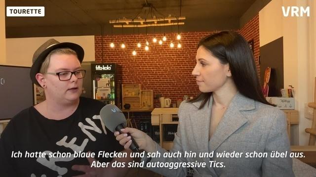 dasbewegt!: Wie lebt es sich eigentlich mit Tourette?