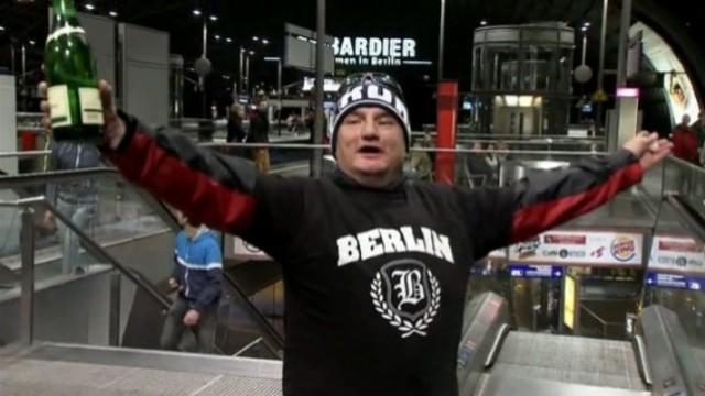 24h @ Berliner Hauptbahnhof