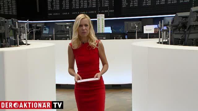 ThyssenKrupp vor DAX-Abschied: Aktie plus 40 Prozent in vier Wochen