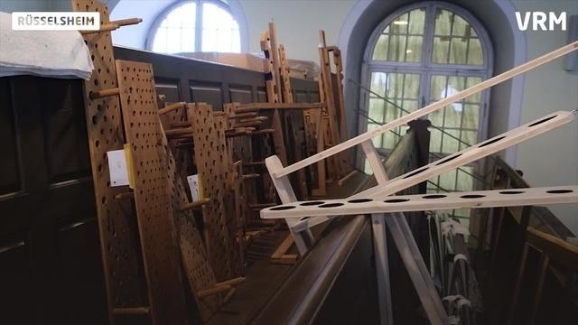 Rüsselsheim: Sanierung der Stadtkirchen-Orgel