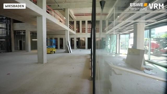 Neubau der Helios-Dr. Horst-Schmidt-Kliniken