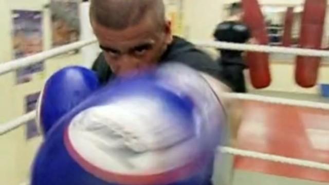 Boxen als Hoffnung