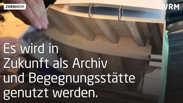 Zornheim: Das Haus Blüm wird saniert