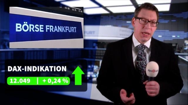 Dax weiter im Plus erwartet, Unicredit akzeptiert Milliarden-Vergleichszahlung